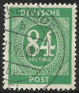 Germany 1946 Scott# 555 Used