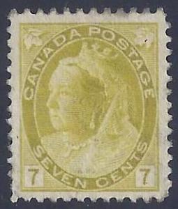 Canada scott #81 Mint