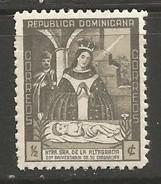 Dominican Republic 383 MOG 375F