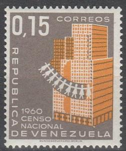 Venezuela #787 MNH   (K290)
