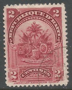 HAITI 55 VFU T341-1