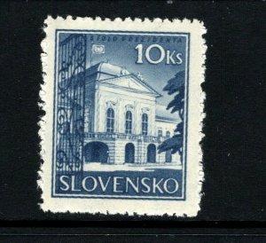 Slovakia  (1940)  - Scott # 44,