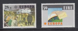 Ireland    #717-18    mnh      cat $9.50