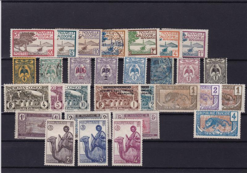 french colonies stamps ref r14975