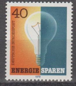 Germany #1305 MNH VF (ST871)