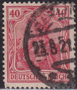 Germany 124 Germania 1920