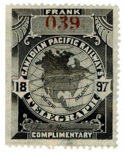 (I.B) Canada Telegraphs : Canadian Pacific (1897)