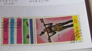 Liberia 466-472