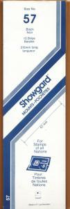 SHOWGARD BLACK MOUNTS 215/57 (15) RETAIL PRICE $9.75