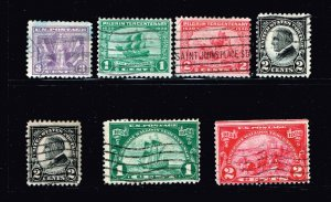 US STAMP 20th Used Stamps Collection Lot #3