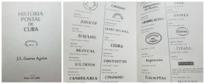 O) 1983  SPANISH ANTILLES, BOOK -HISTORIA POSTAL, CORREO MARITIMO-POSTAL HISTORY