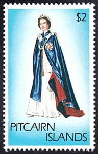 Pitcairn Islands # 173 mnh ~ $2 Elizabeth II