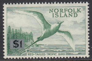 Norfolk Is. 82a MNH - Bird