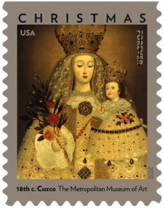 5571 Christmas Our Lady Of Guapulo Booklet Single MNH SHIPS FREE AFTER 10/25