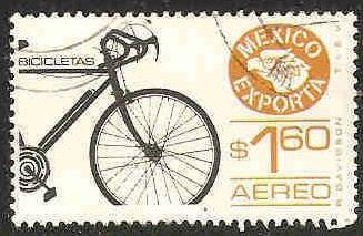 Mexico Used Sc C491 - Exports - Bicycles