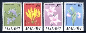 Malawi - Scott #423-426 - MNH - SCV $8.50