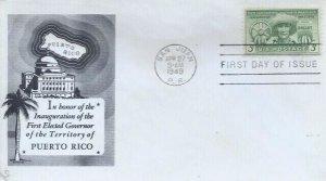 983 3c PUERTO RICO ELECTIONS - Hamilton - black