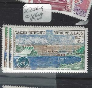 LAOS   (PP1205B)     SC 228-9, C88   MNH