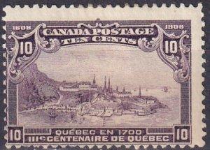 Canada #101  Unused CV $200.00 (Z3602)