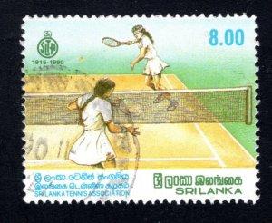 Sri Lanka #976,    VF, Used,  CV $3.50 ....  1290487