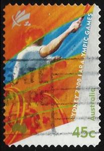 Australia 2000 Scott # 1855 Used