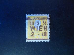 Austria #6 Used- (Z5) I Combine Shipping!