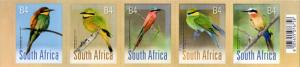 South Africa - 2017 Birds Bee-eaters Set MNH**