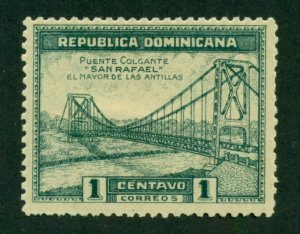 Dominican Republic 1934 #290 MH SCV (2020) = $1.00
