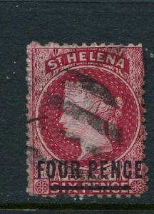 St Helena #21 Used