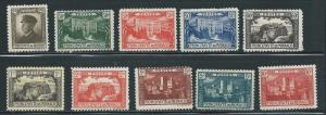 Monaco 40-49 Various set MH