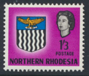 Northern Rhodesia  SG 83  SC# 83 MNH  see detail and scan
