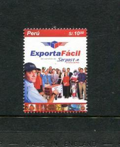 Peru 1623, MNH, ExportaFacil Package 2008. x29682