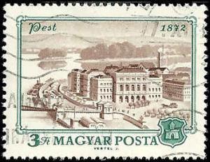 Hungary - 2183 - Used - SCV-0.25