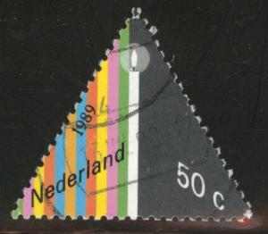 Netherlands Scott 751 Used 1989 stamp