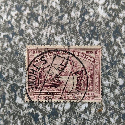Portuguese Africa 3 F-VF, CV $0.90
