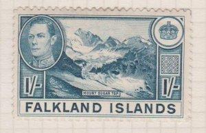 Falkland Islands Sc#91 MH