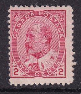 CANADA  ^^^^^^^^RARER   # 90  mint ADMIRAL   ED VII CLASSIC  $37.50@f9923cana