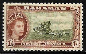 Bahamas 1954 Scott# 159 MNH