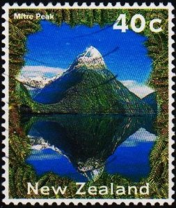 New Zealand. 2010 40c S.G.1929 Fine Used