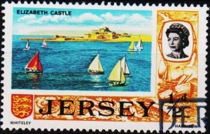 Jersey. 1969 1/2d S.G.15 Fine Used
