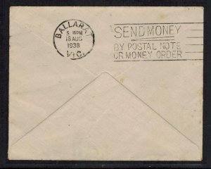 Australia 1938, 1944 and 1951 Small Cover Selection