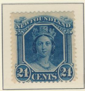 Newfoundland (Canada) Stamp Scott #31a, Mint NH, Bright Color, Full Original ...