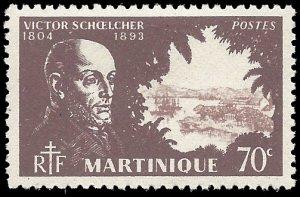 Martinique 1945 #203 Mint H