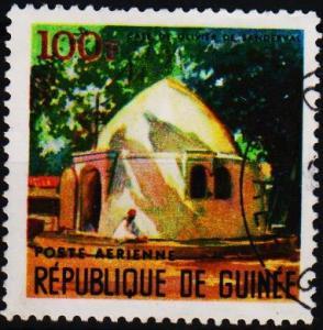 Guinea. 1967 100f. S.G.607 Fine Used