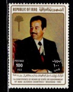 Iraq - #1077 Non-Aligned Countries Conference - MNH