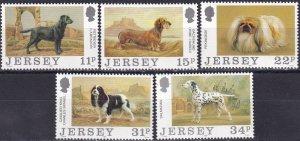 Jersey #447-51 MNH CV $4.15 (Z3896)