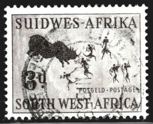 South West Africa 251 - used