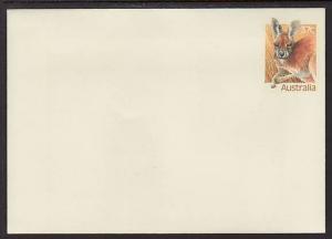 Australia Kangaroo Unused Postal Envelope