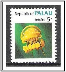Palau #11 Marine Life MNH