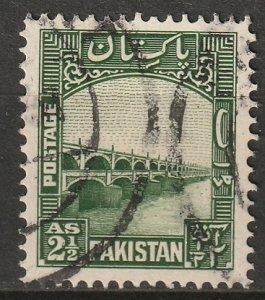 Pakistan 1948 Sc 30 used